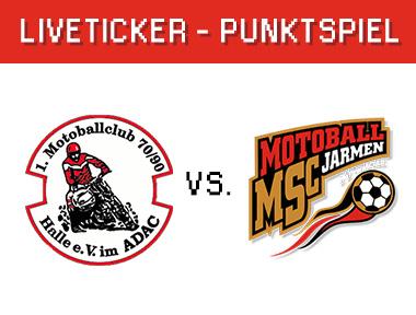 1. MBC 70/90 Halle vs. MSC Jarmen