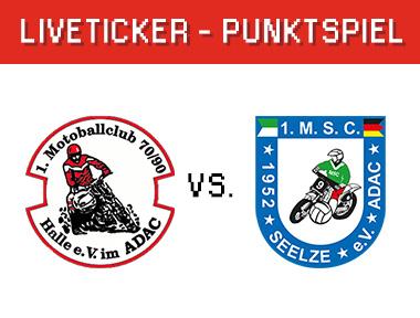 1. MBC 70/90 Halle vs. 1. MSC Seelze