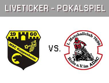 Puma Kuppenheim vs. Halle
