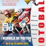Plakat Motoball 2013
