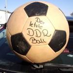 Letzter Ball der DDR