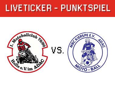Halle vs. Kierspe