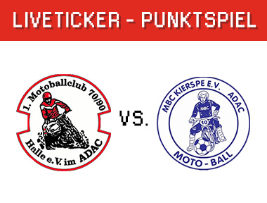 1. MBC 70/90 Halle vs. MBC Kierspe