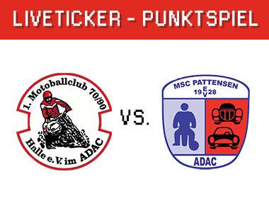Halle vs. Pattensen