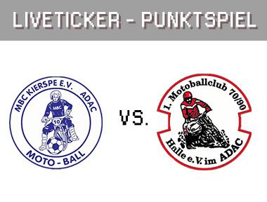 Kierspe vs. Halle