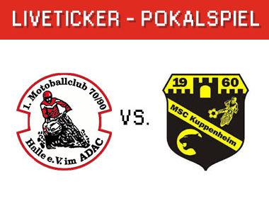 Halle vs. Puma Kuppenheim